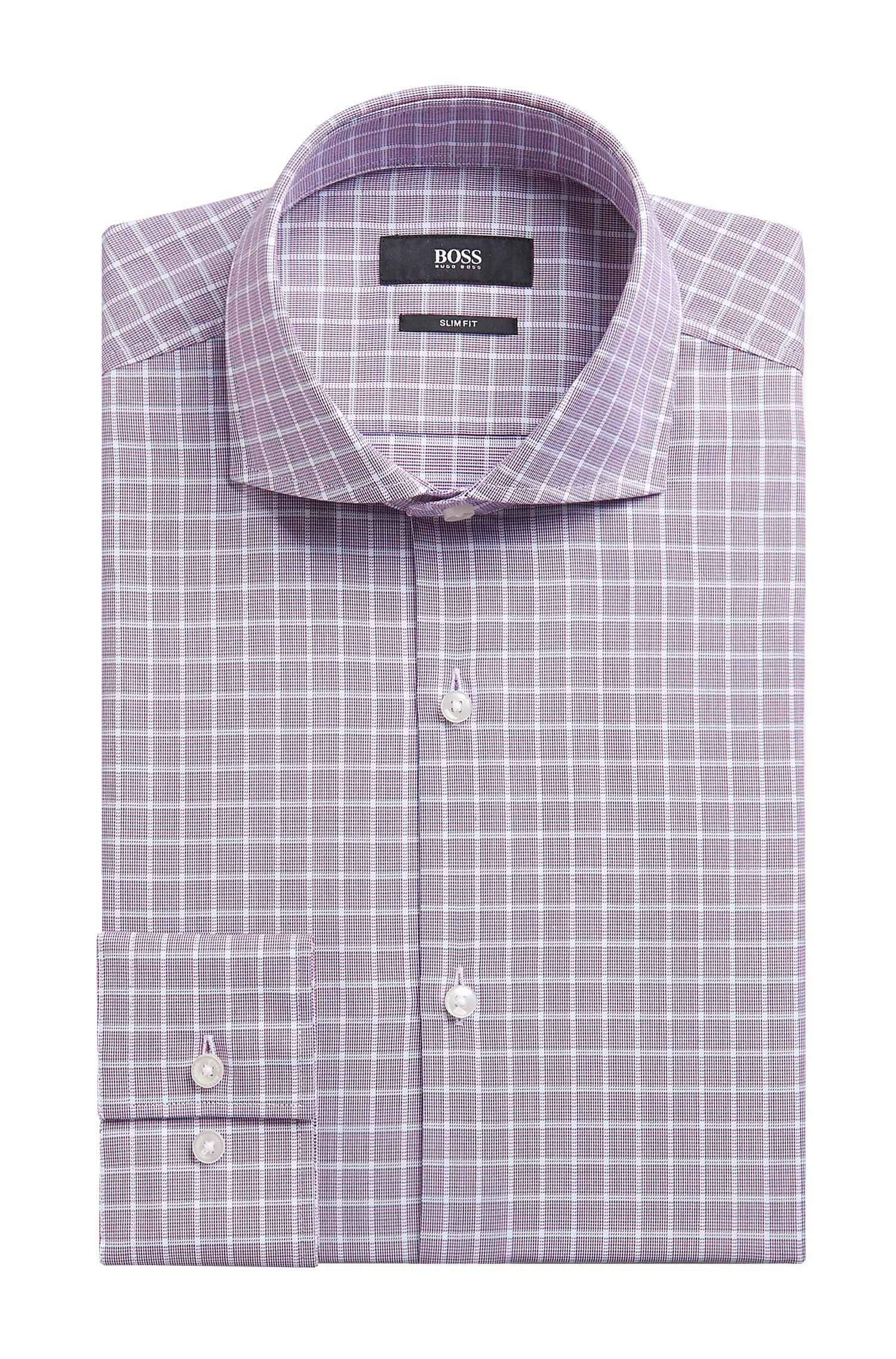 'Jason'   Slim Fit, Cotton Dress Shirt