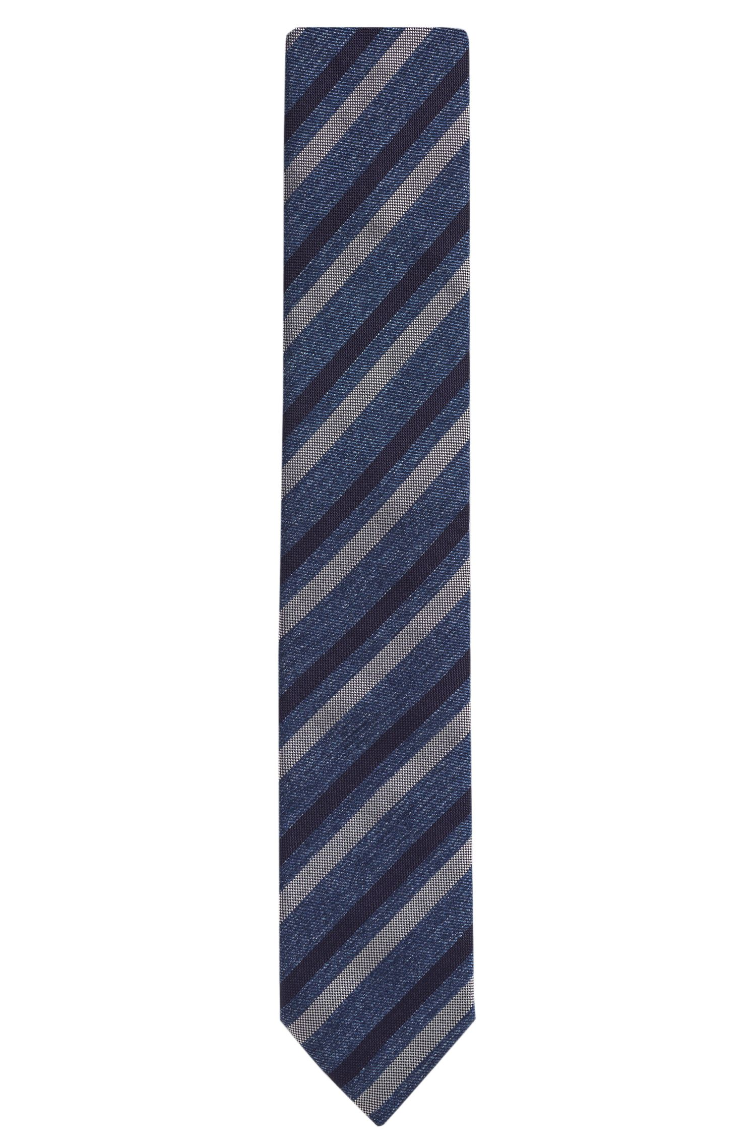 'Tie 6 cm' | Slim, Italian Silk Woven Tie