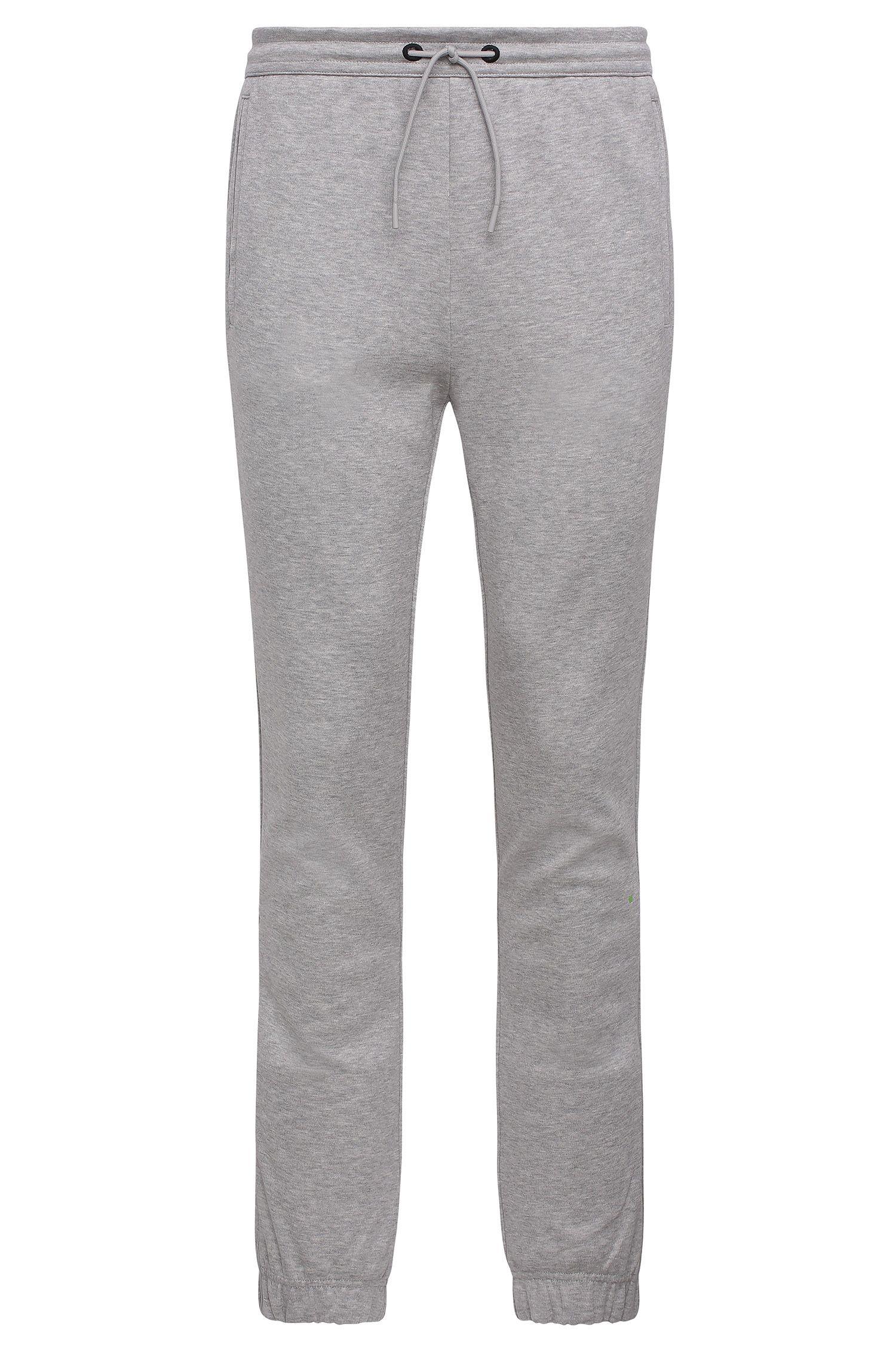'Hadiko' | Cotton Blend Melange Sweatpants