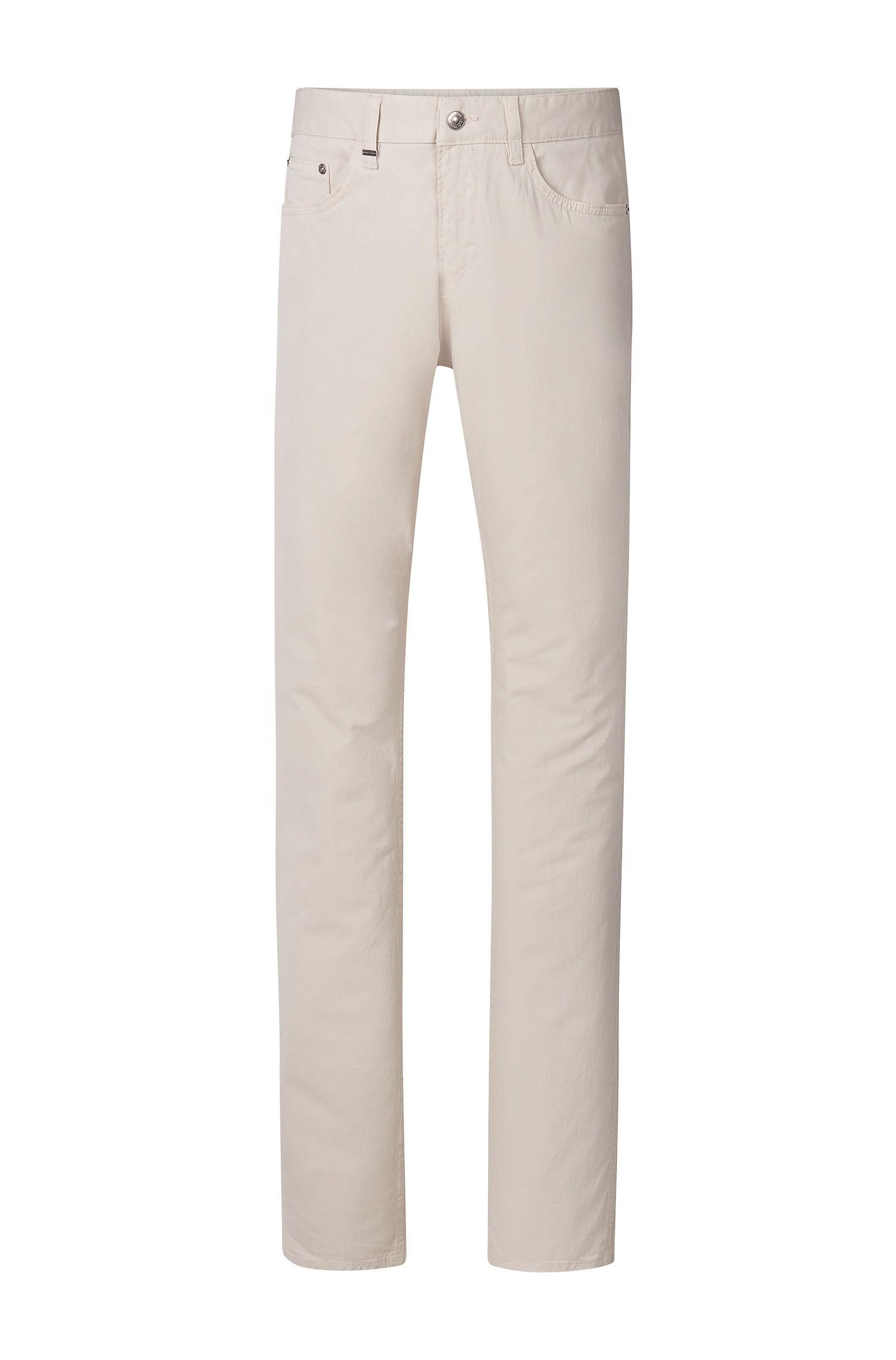 13 oz Stretch Cotton Jeans, Slim Fit | Delaware