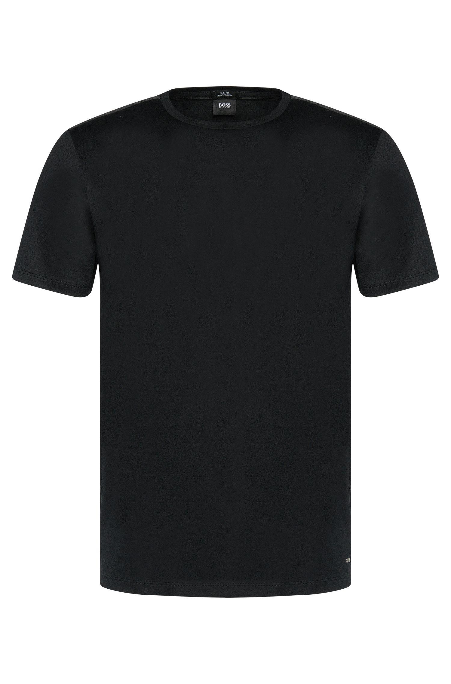 Mercerized Cotton T-Shirt   Tessler