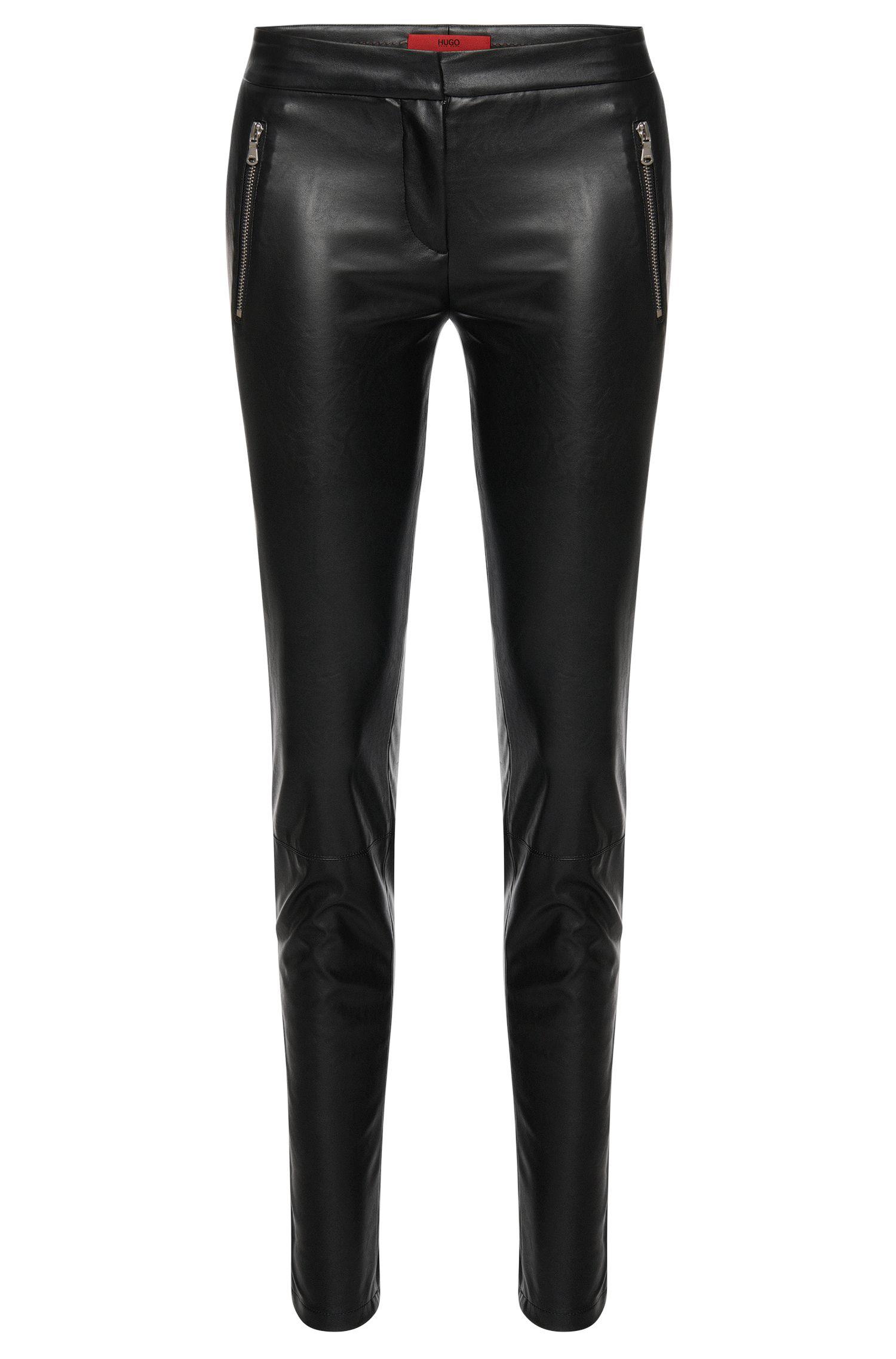 'Heidina'   Vegan Leather Pants