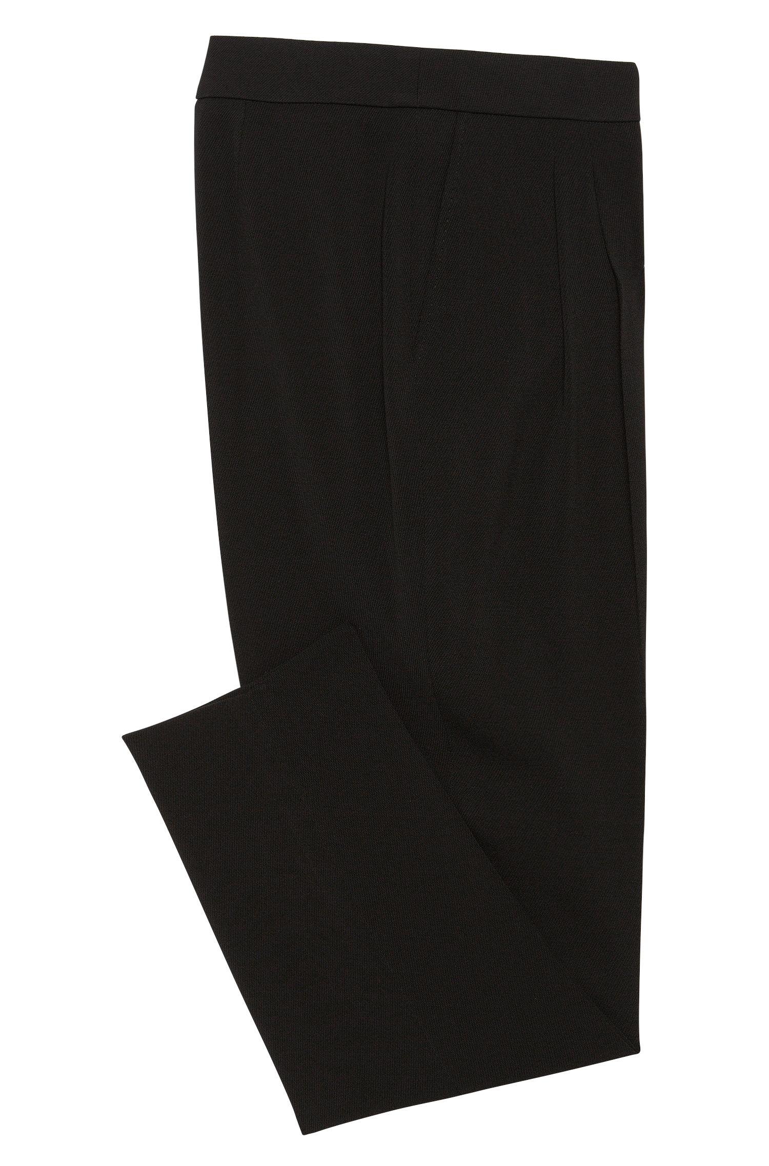 Stretch Crepe Twill Dress Pant | Tolia