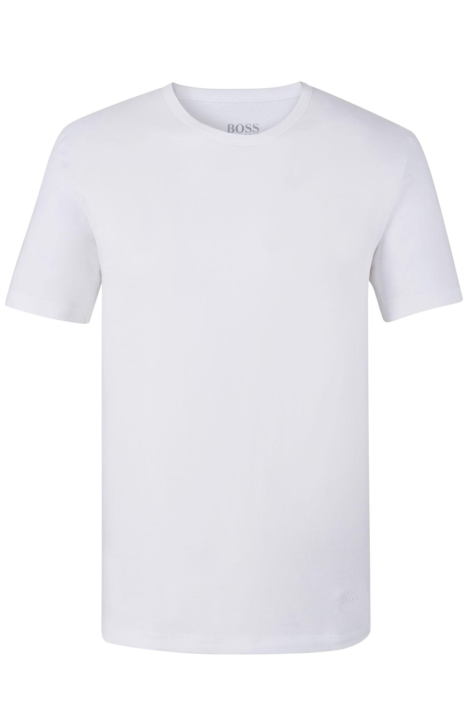 'T-Shirt RN 3P CO'  | Cotton Jersey T-Shirt, 3-Pack