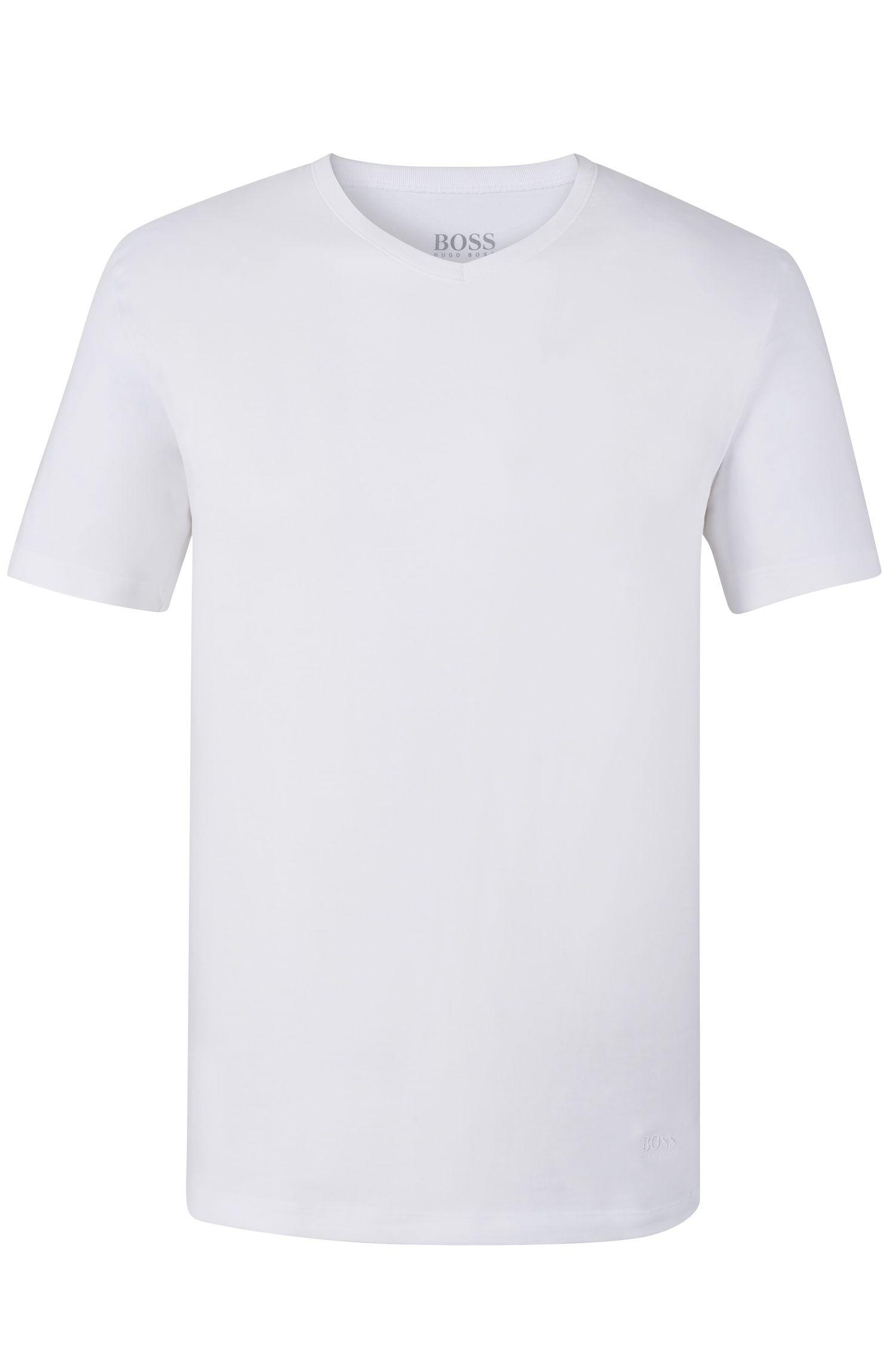 'T-Shirt VN 3P CO'  | Cotton Jersey T-Shirt, 3-Pack
