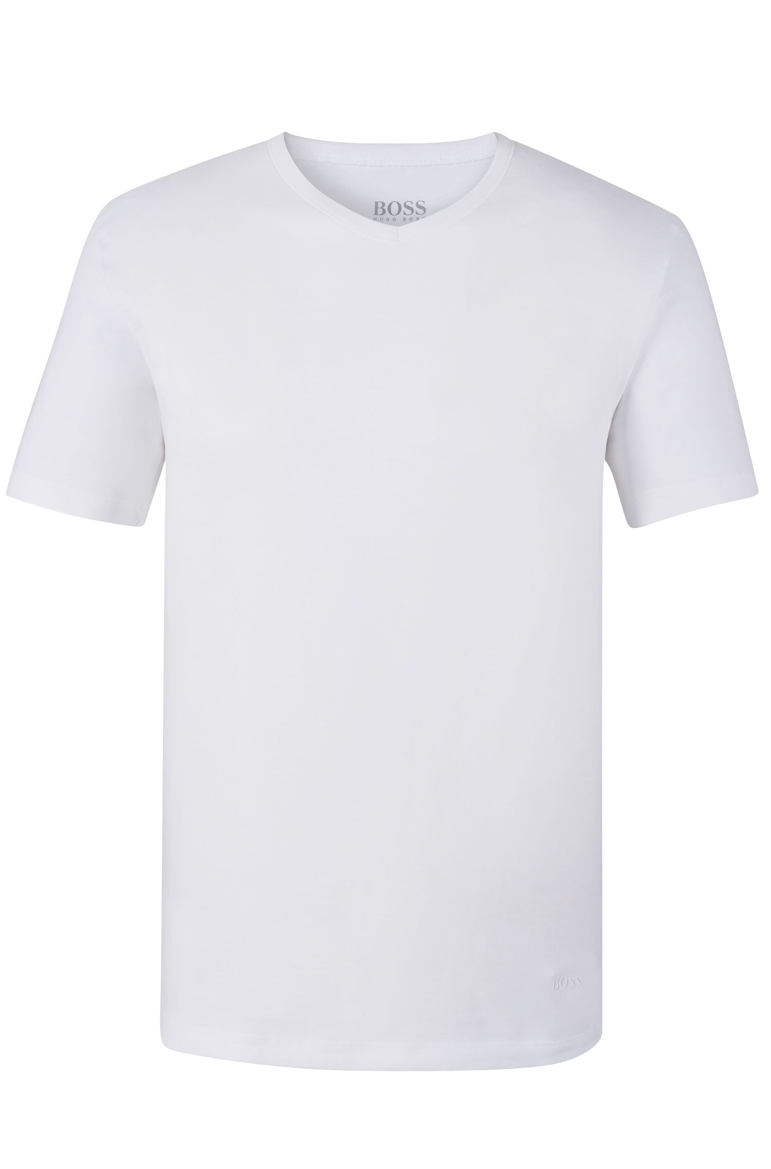 Cotton Jersey T-Shirt, 3-Pack | T-Shirt VN, White