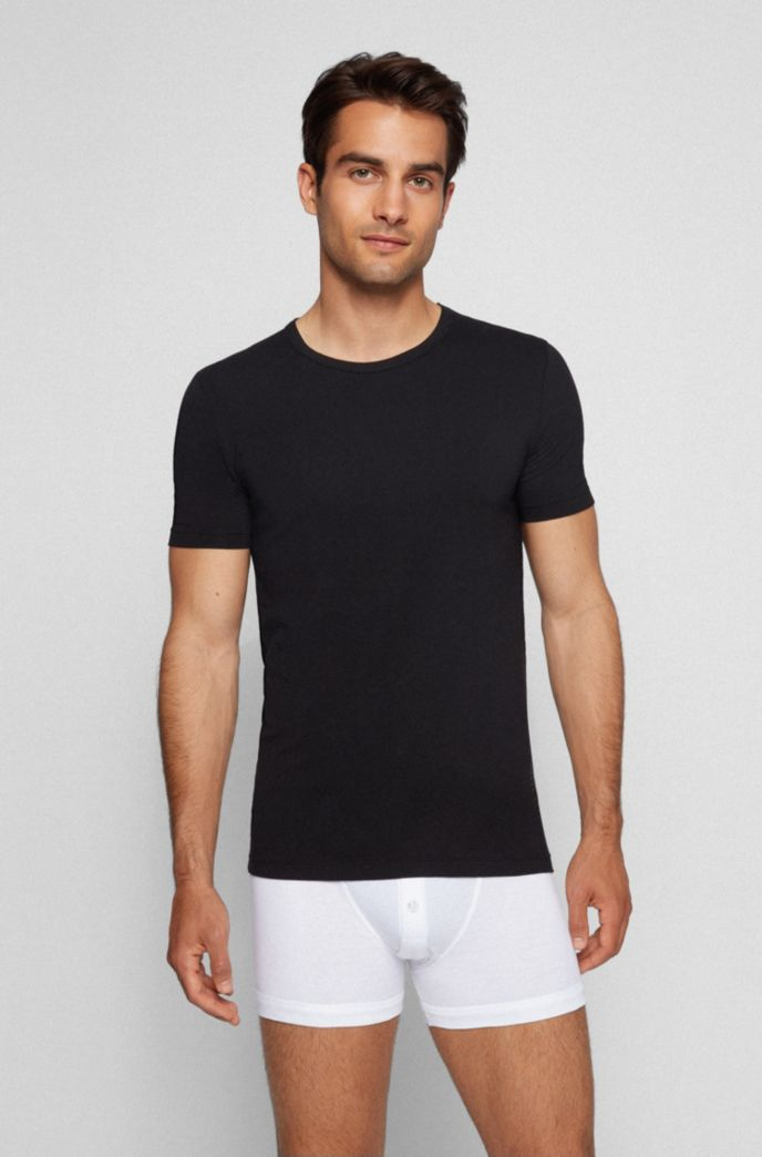 Two-pack of slim-fit underwear T-shirts