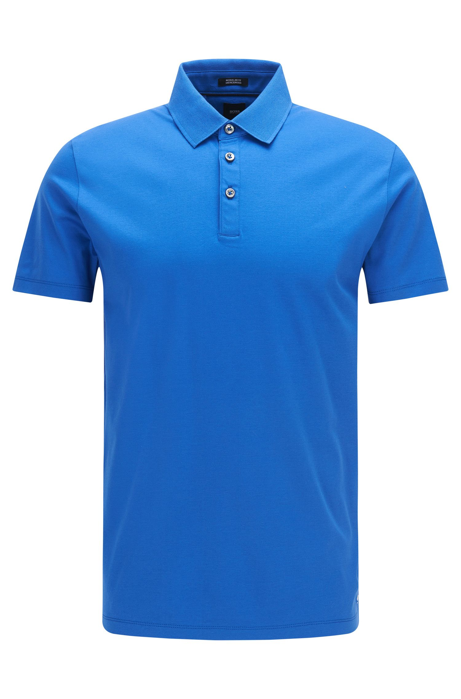 Italian Cotton Polo, Regular Fit | T-Perry