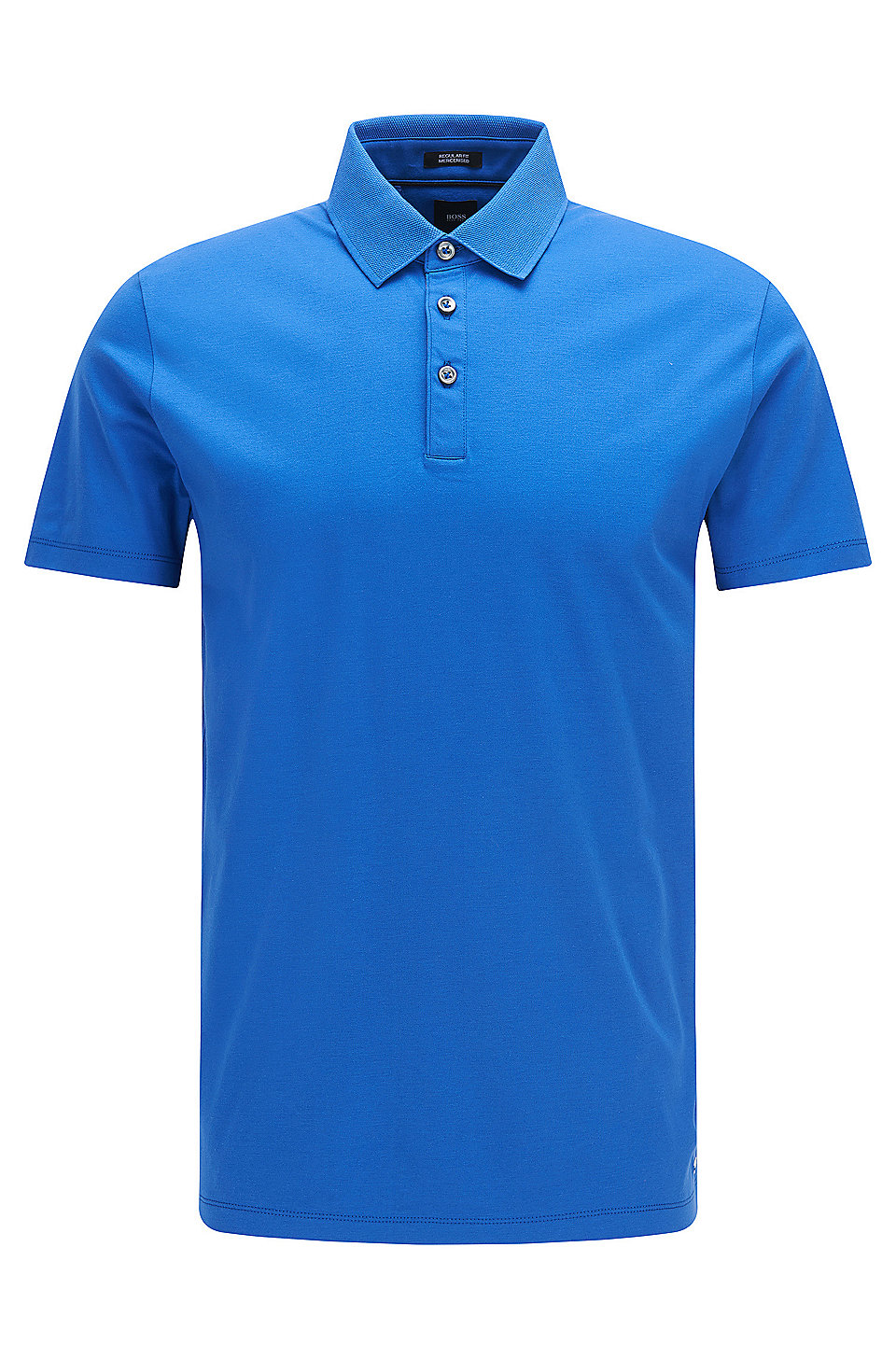 Boss Italian Cotton Polo Regular Fit T Perry