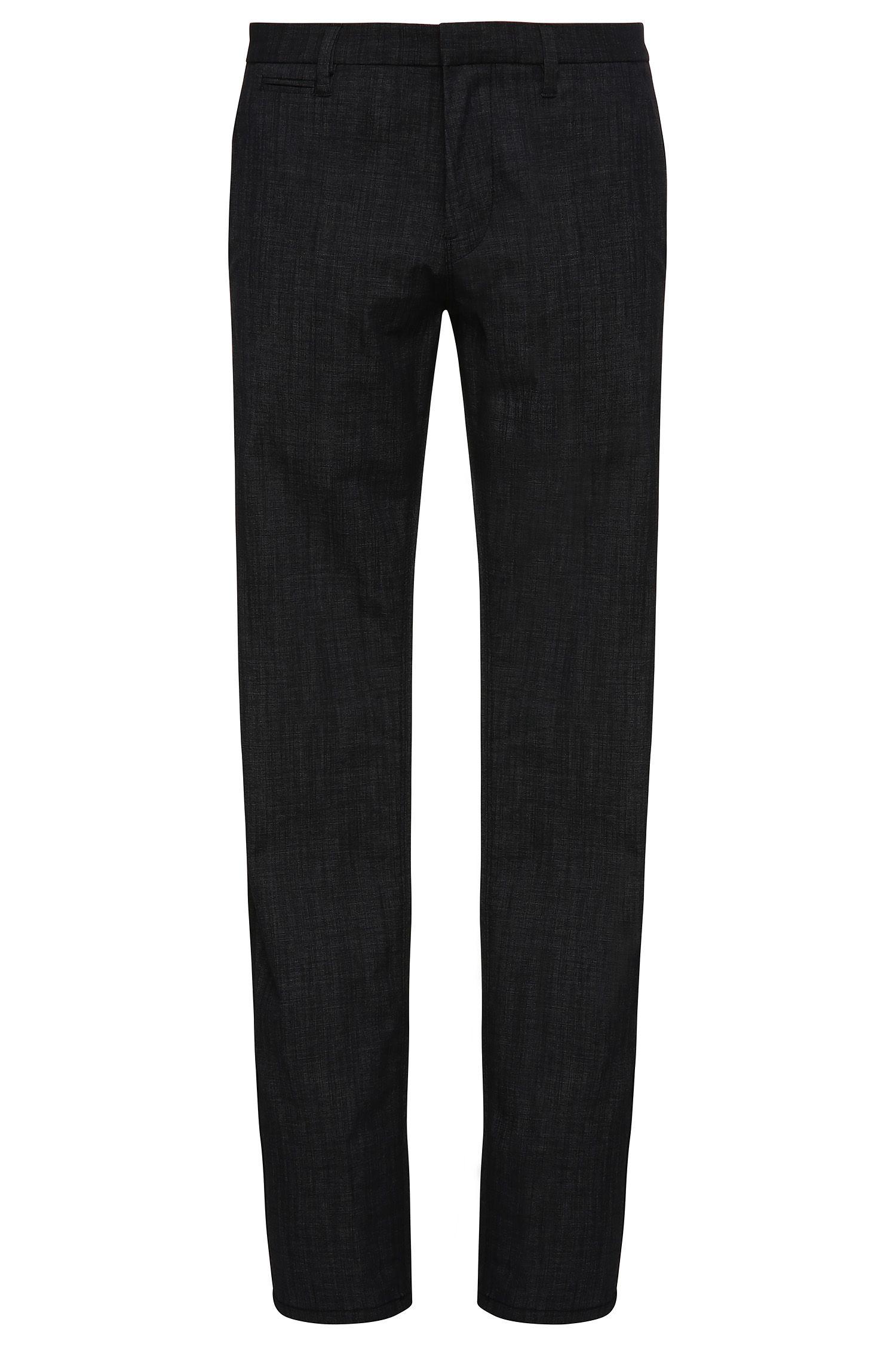 'Schino Slim W' | Slim Fit, Stretch Cotton Blend Trousers