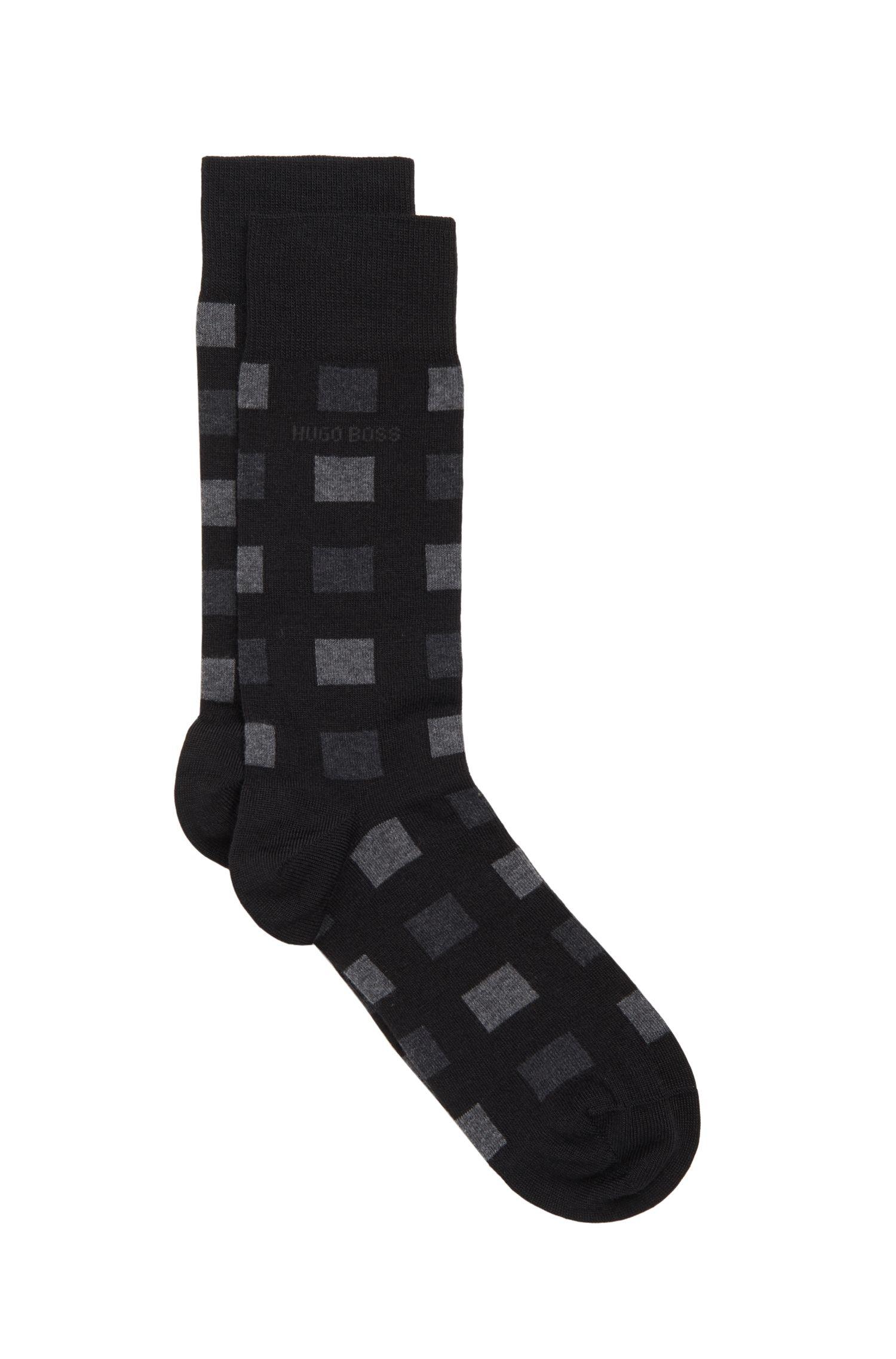 'RS Design US'   Stretch Cotton Wool Blend Socks
