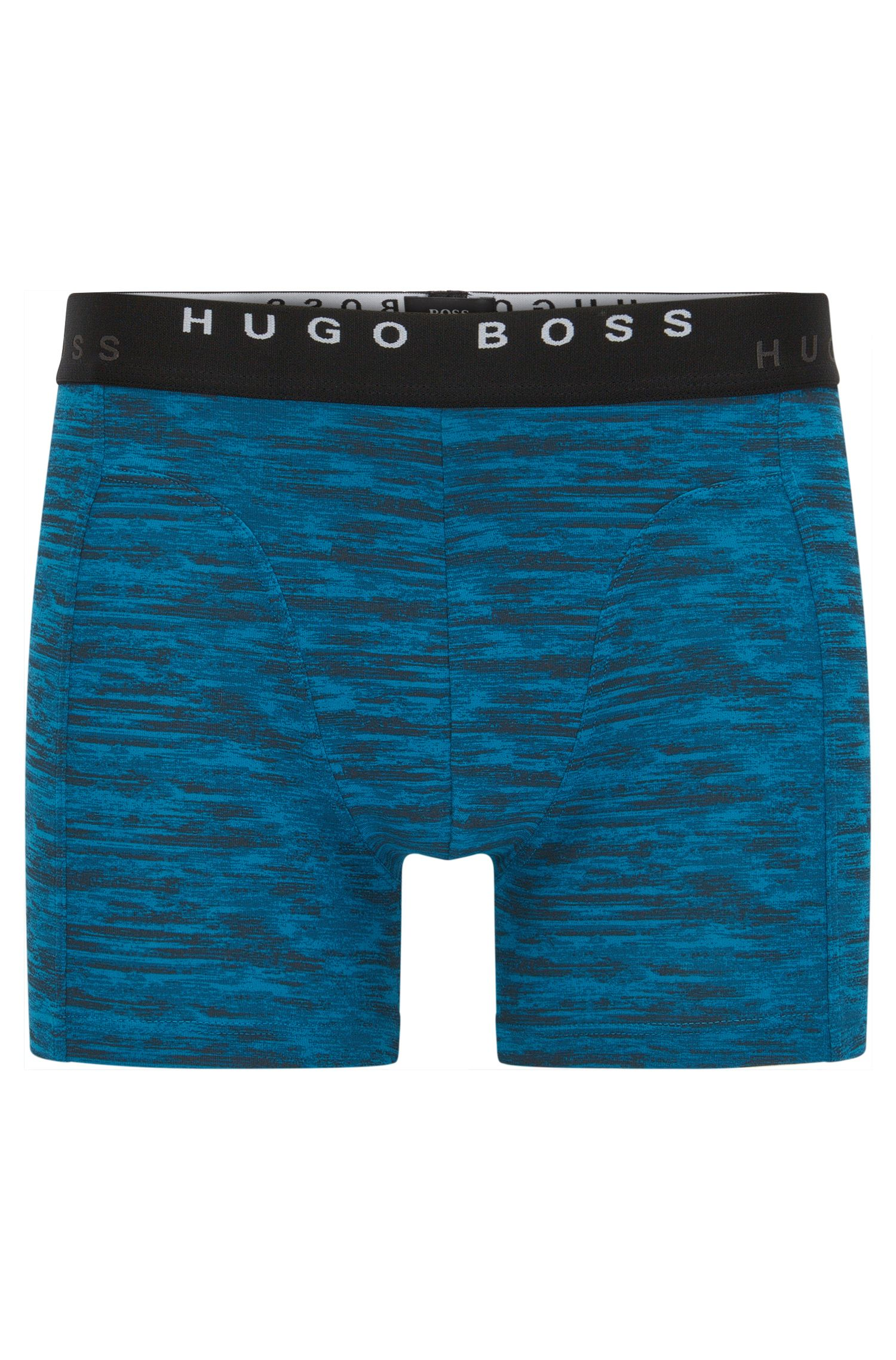 Two-pack of boxer shorts in cotton