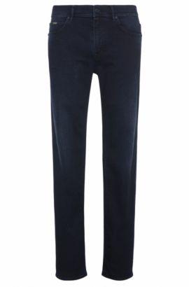10 oz Stretch Cotton Blend Jeans, Regular Fit | Dream30, Open Blue