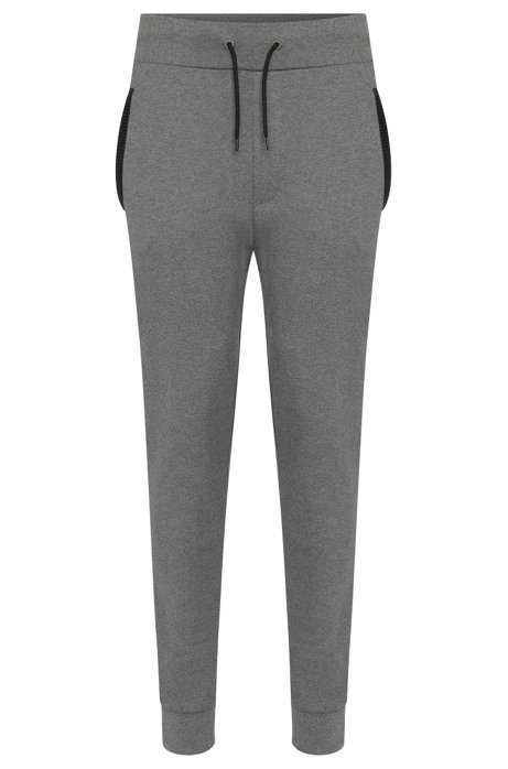 7a877ea6 HUGO - Cotton Drawstring Sweatpant | Drontier