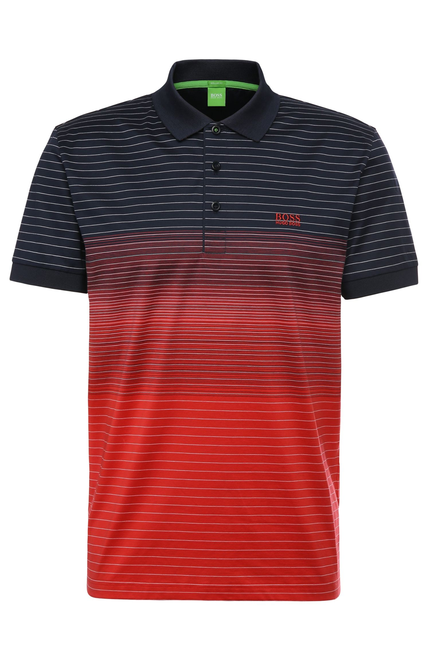 'Paddy 3' | Modern Fit, Cotton Polo