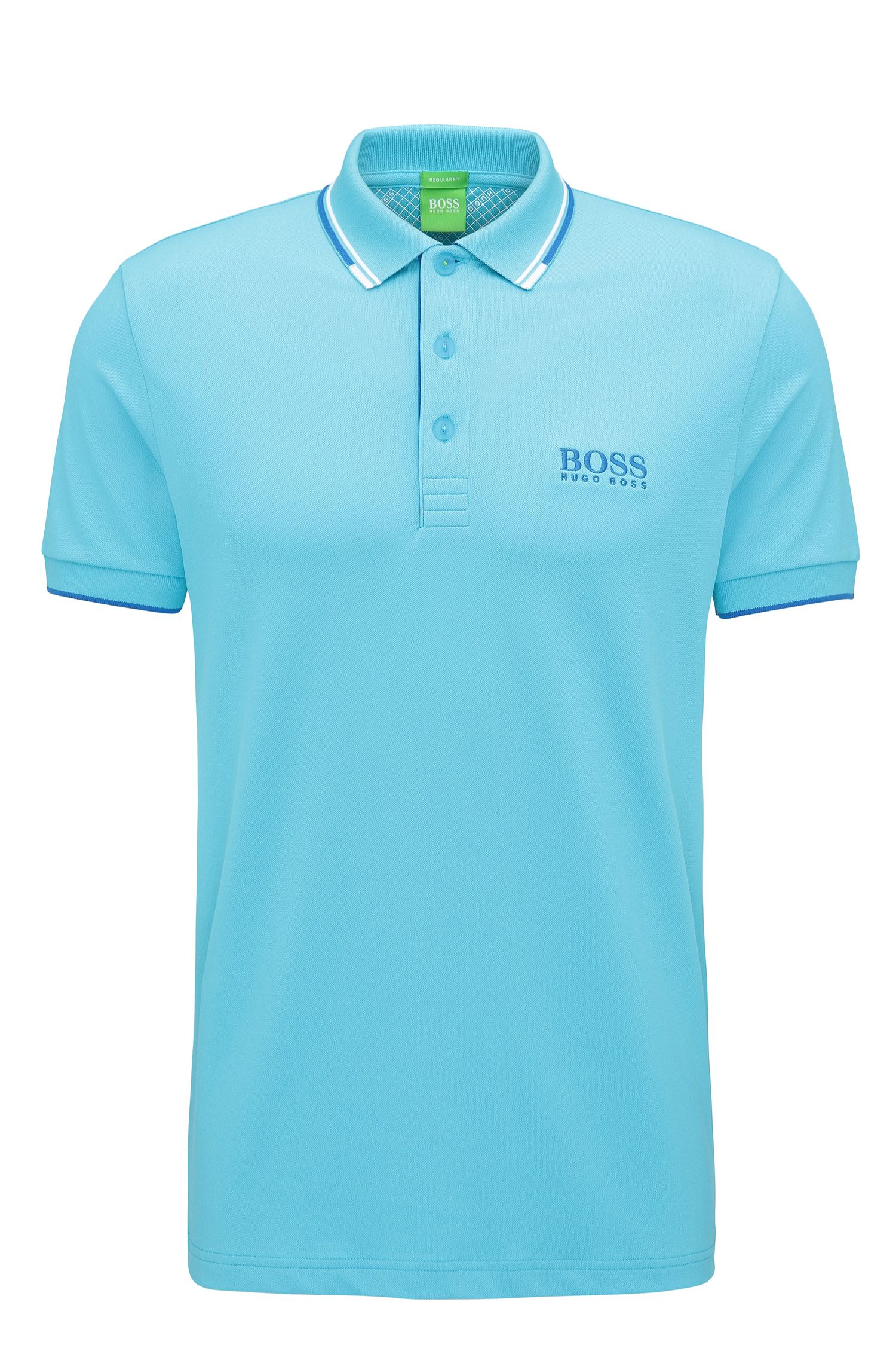 Moisture Manager Stretch Polo Shirt, Regular Fit | Paddy Pro
