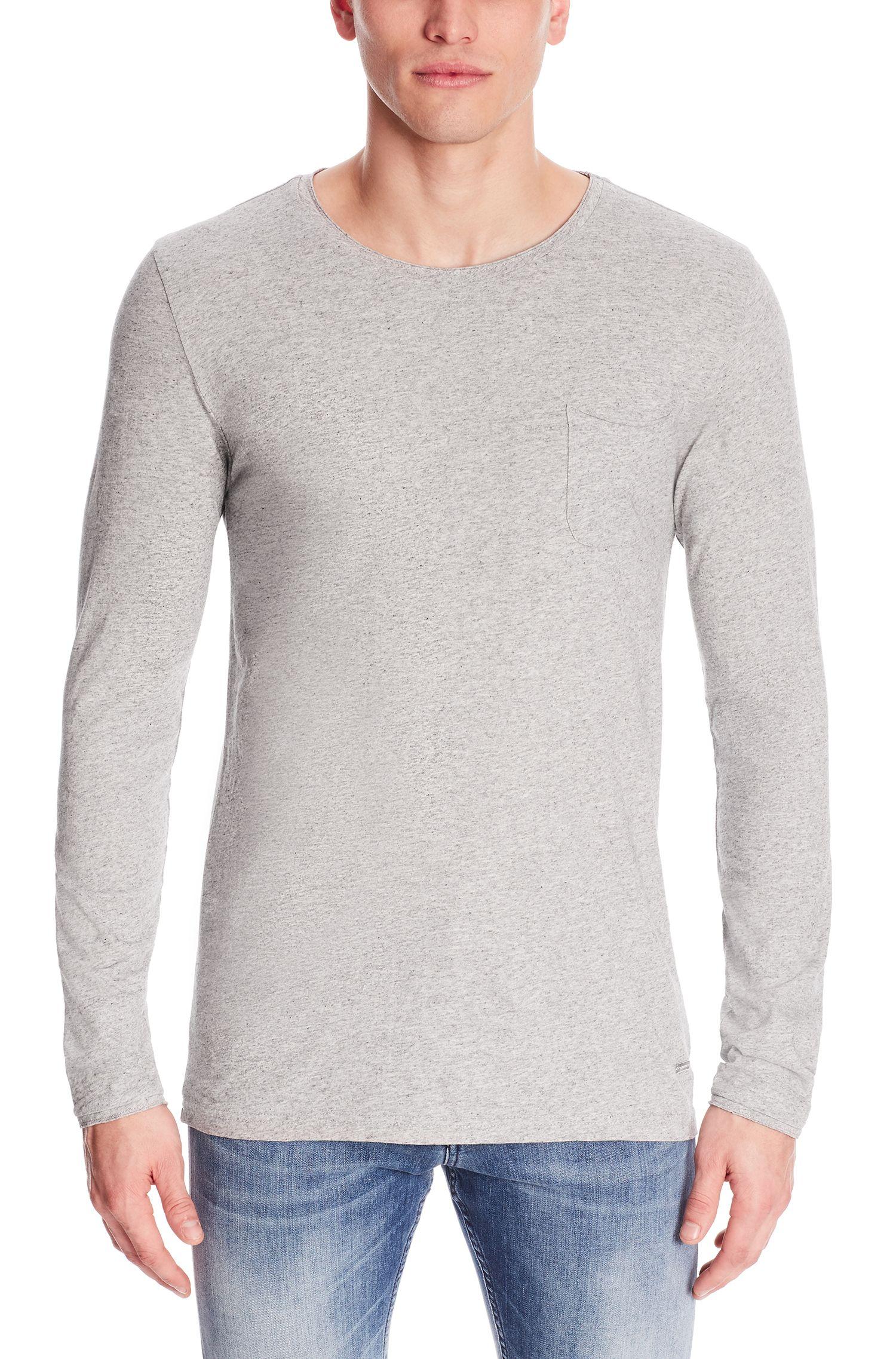 'Terrence'   Cotton Melange T-Shirt