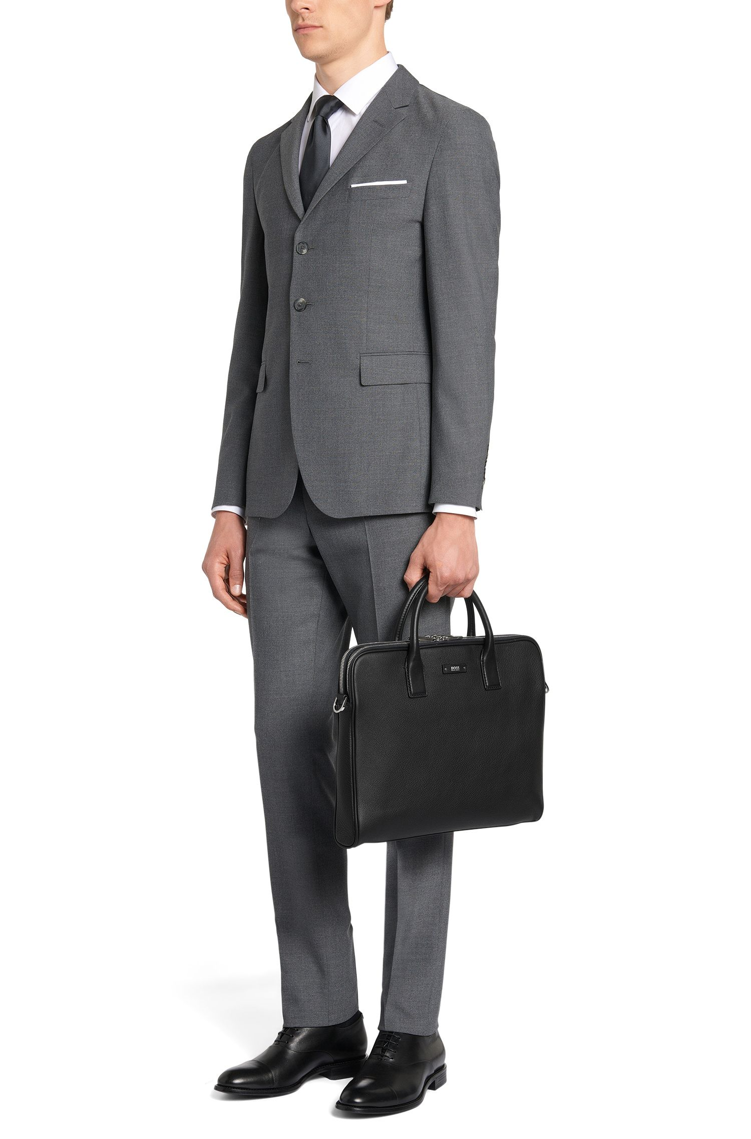 Leather Workbag | Traveller D Z Comp