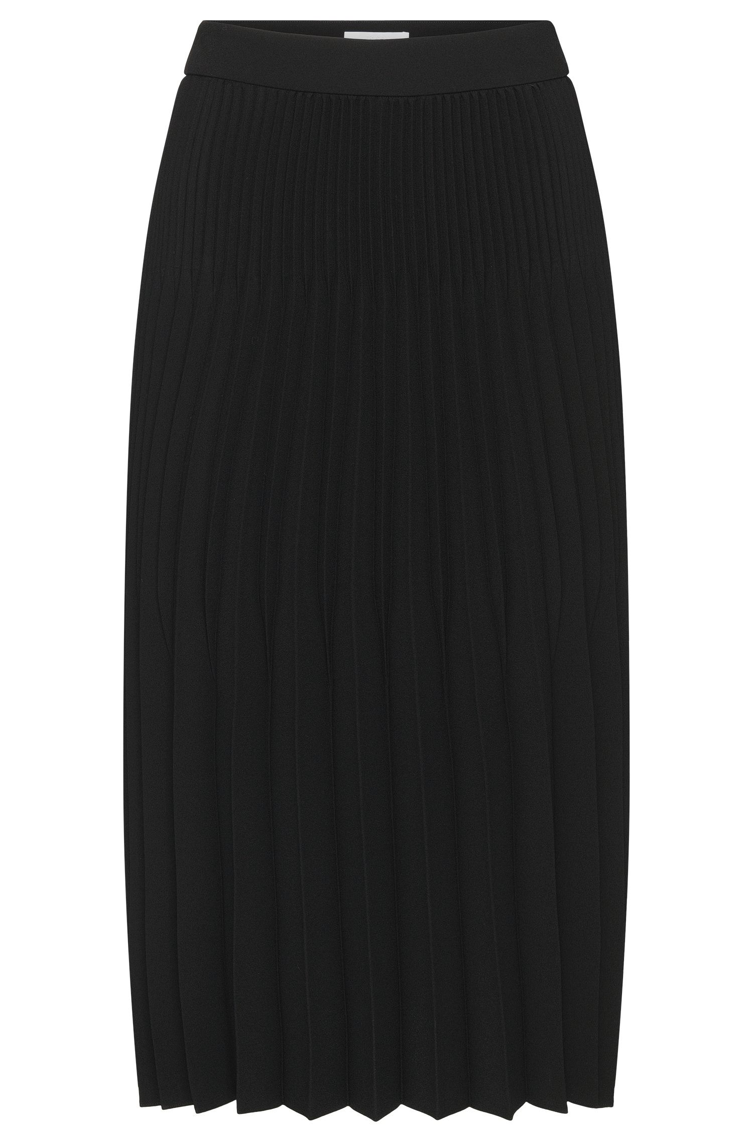 'Vikina' | Pleated Flared Skirt