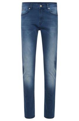 'Delaware' | Slim Fit, 11.25 oz Stretch Cotton Jeans, Blue