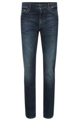 'Maine' | Regular Fit, 11 oz Stretch Cotton Jeans, Blue