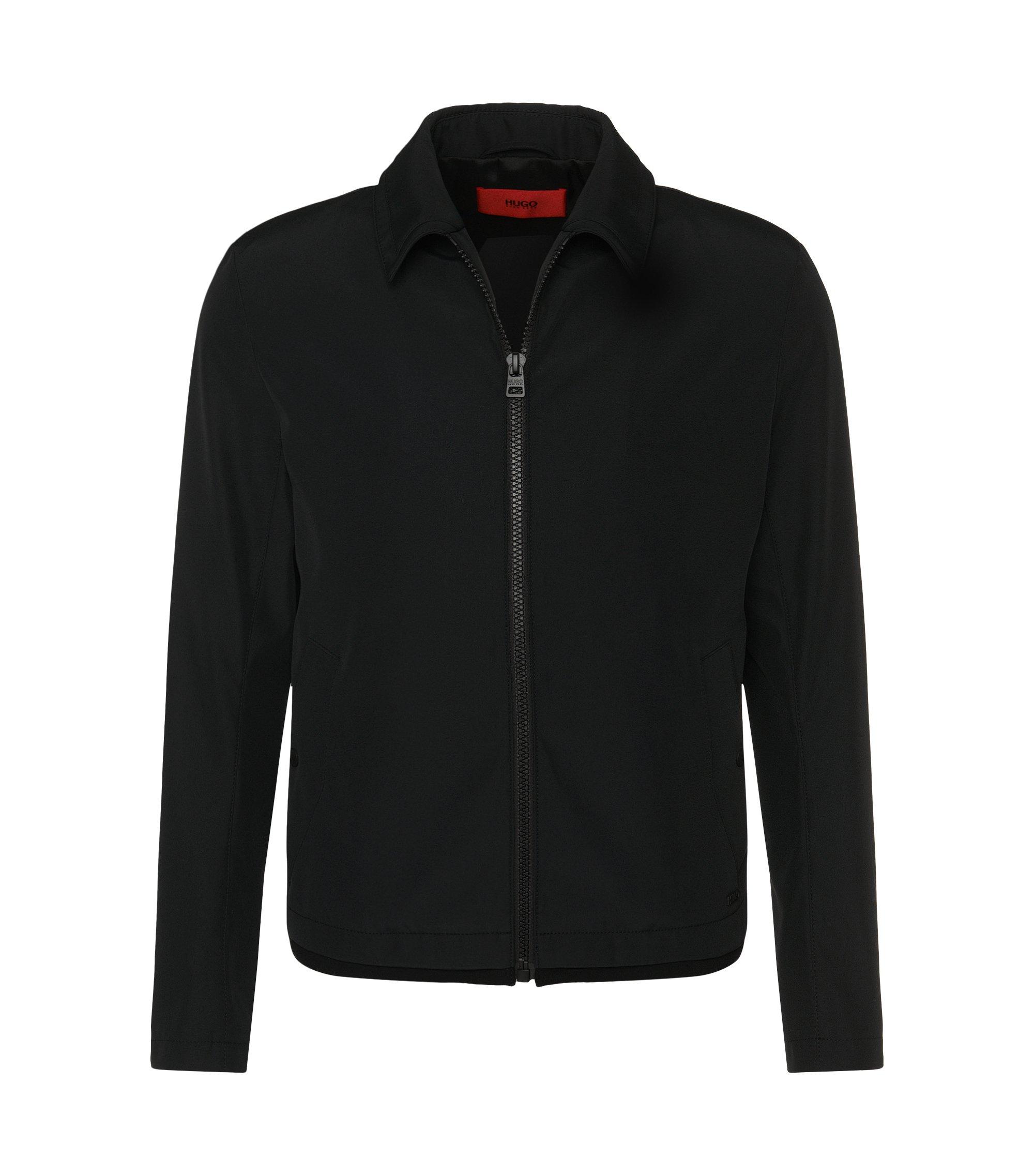 Water-Repellent Jacket | Banzot, Black