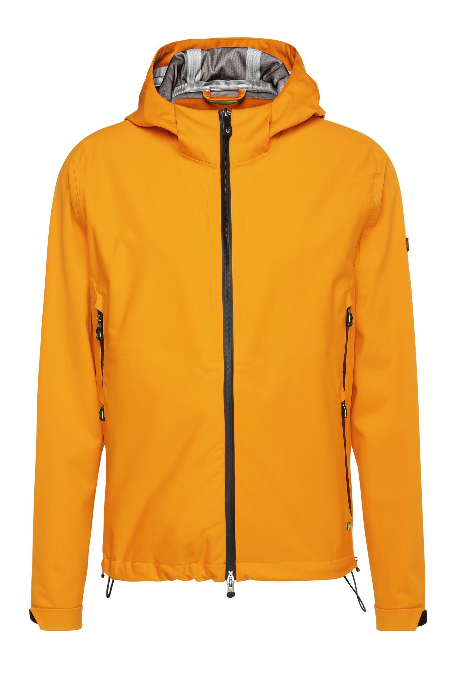 'Japple' | Soft Shell Hooded Jacket