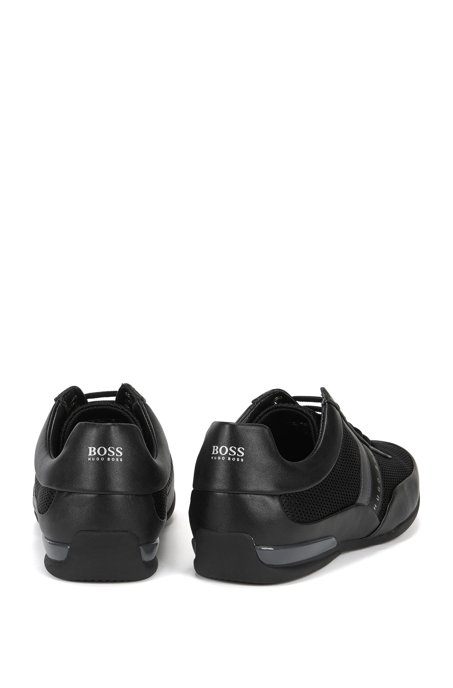 Leather Sneaker   Space Lowp Syme