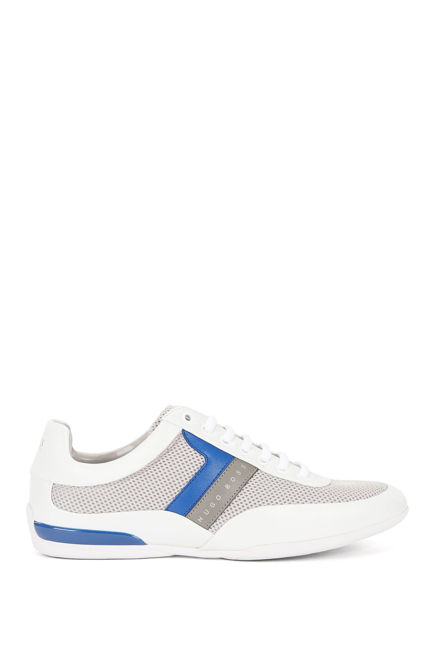 Vegan Leather Sneaker | Space Lowp Syme