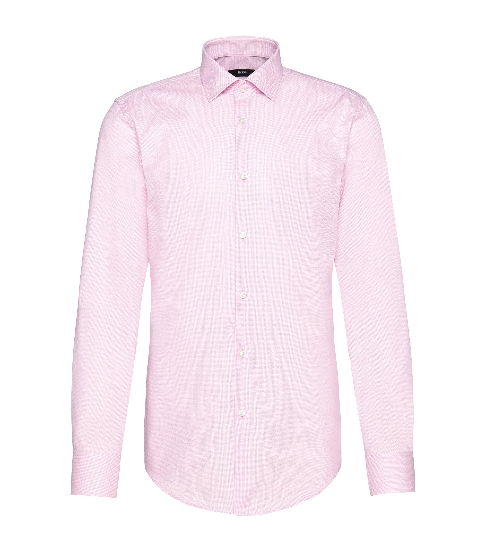 Fresh Active Traveler Dress Shirt, Slim Fit   Jenno, light pink