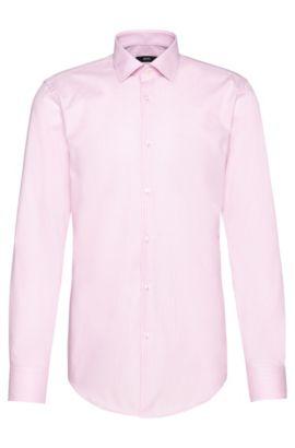 Fresh Active Traveler Dress Shirt, Slim Fit | Jenno, light pink