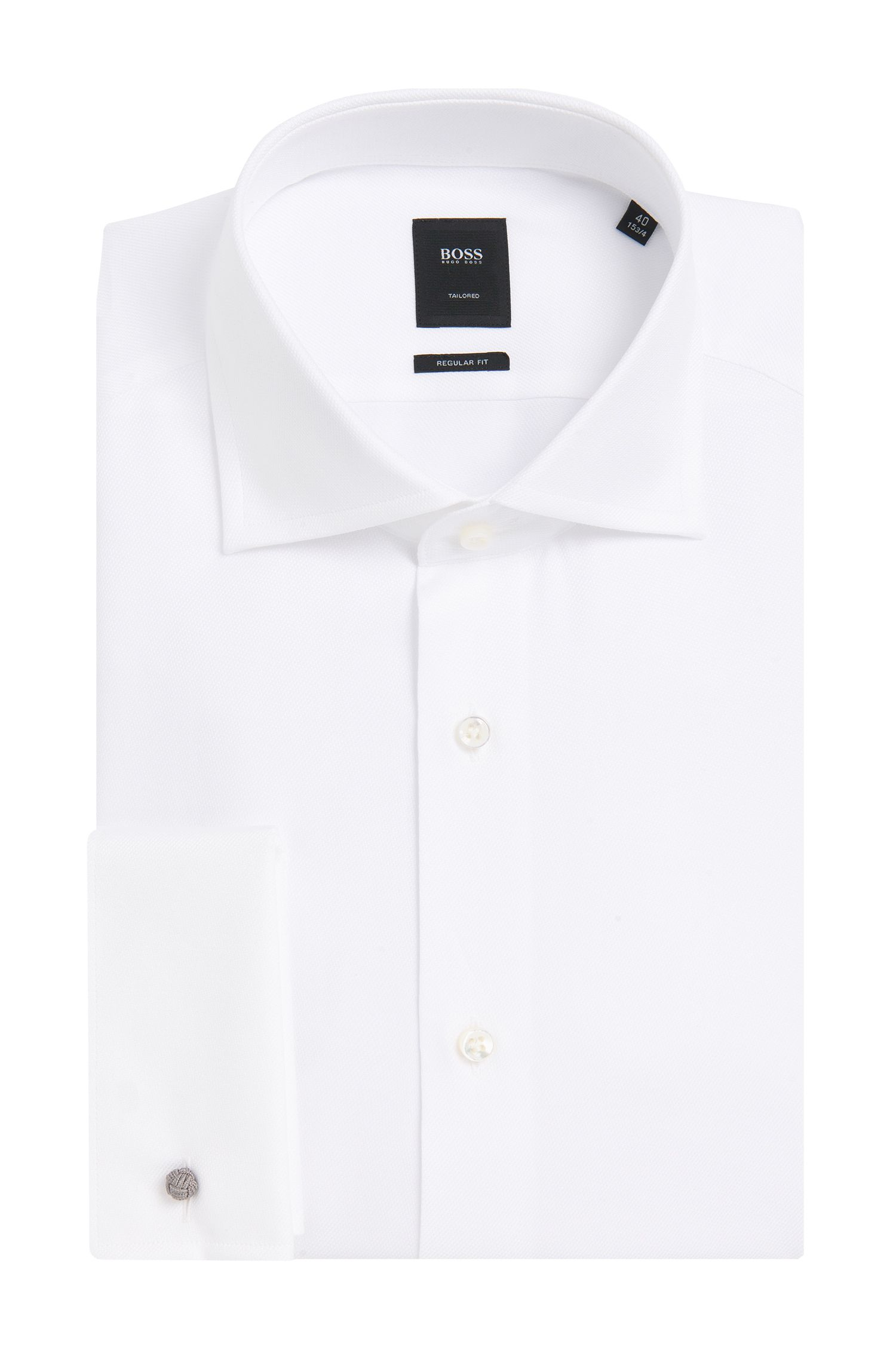 Egyptian Cotton Dress Shirt, Slim Fit | T-Stan