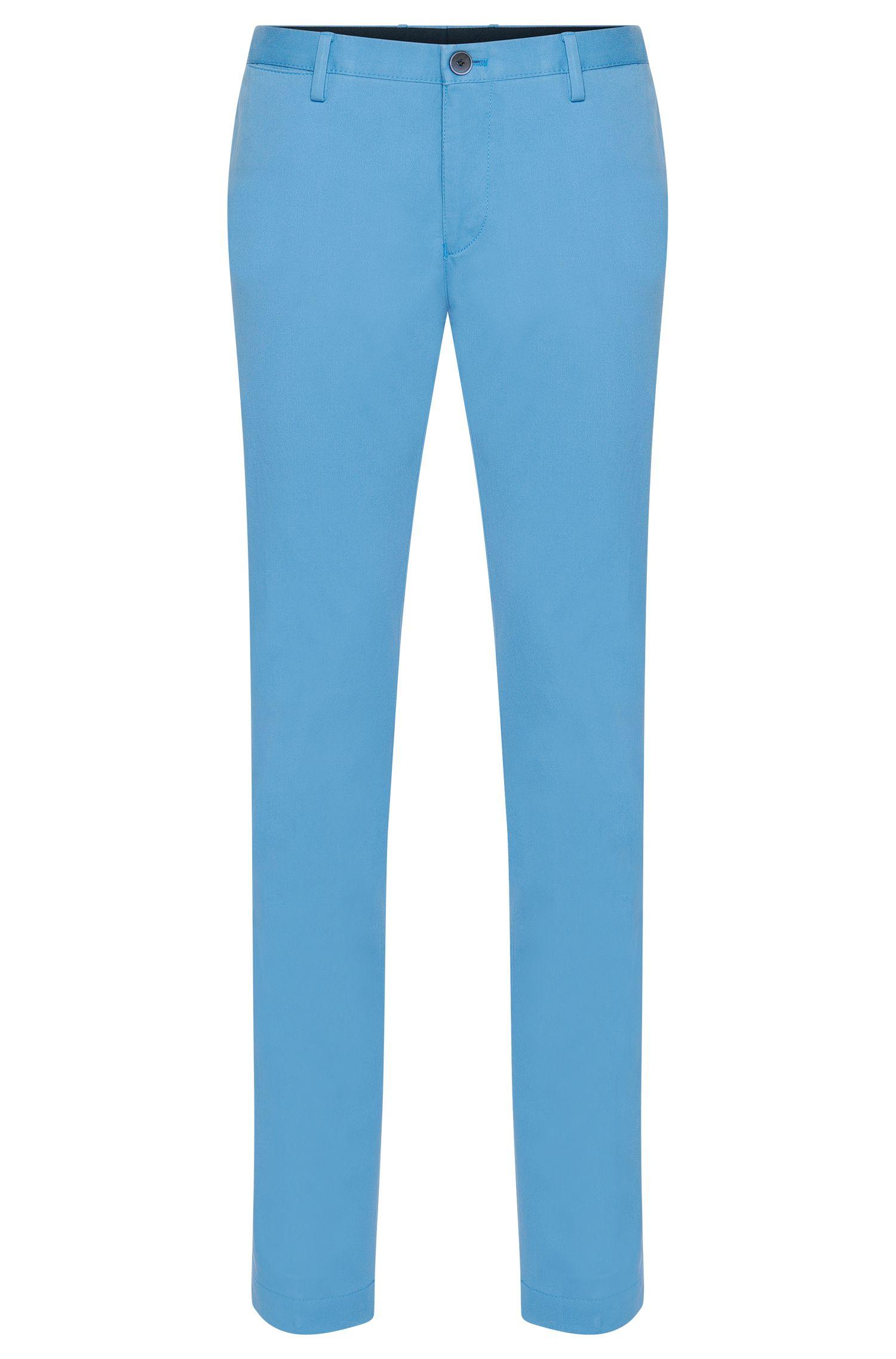 Stretch Cotton Chino Pant, Slim Fit | Stanino W