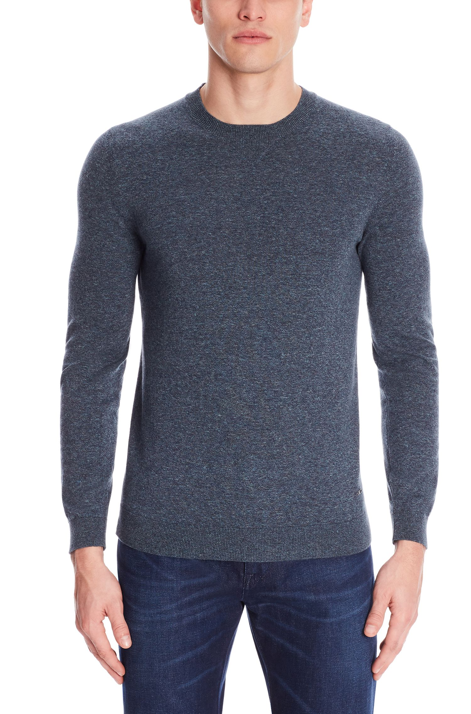 'Ives' | Italian Cotton Sweater