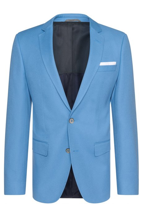 edaa8a092 BOSS - 'Hutsons' | Slim Fit, Cotton Sport Coat
