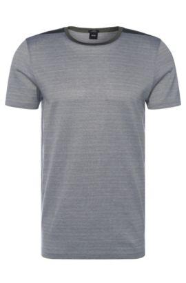 Mercerized Cotton T-Shirt | Tessler, Dark Green