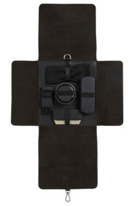 Leather Shoe Kit | 'Shoe Care Kit' , Black