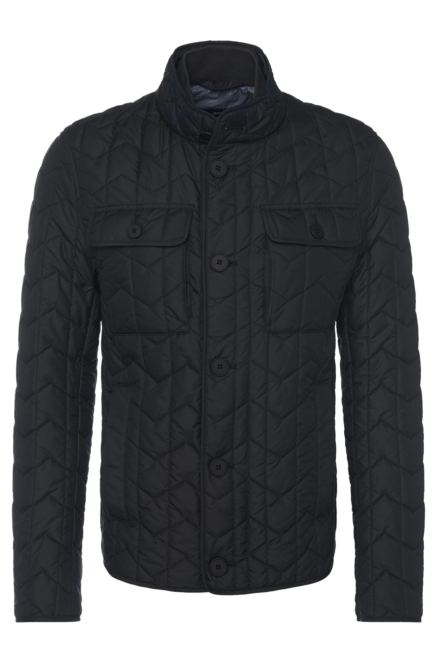 'Camano' | Quilted Wind Resistant Jacket