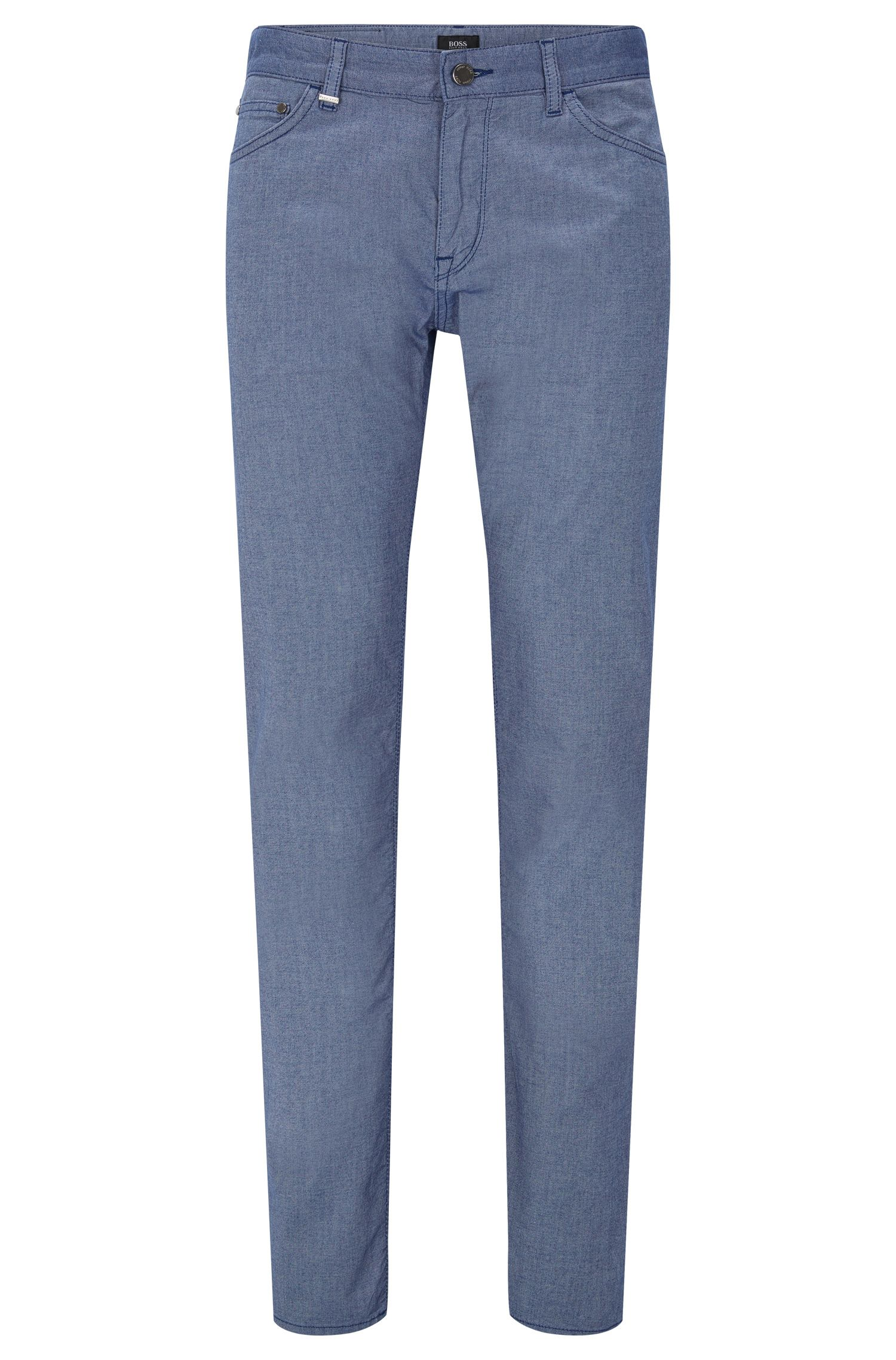 11.6 oz Stretch Cotton Jeans, Regular Fit | Maine