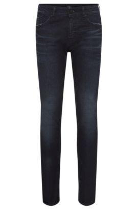 11 oz Stretch Cotton Blend Jeans, Slim Fit | Delaware, Blue