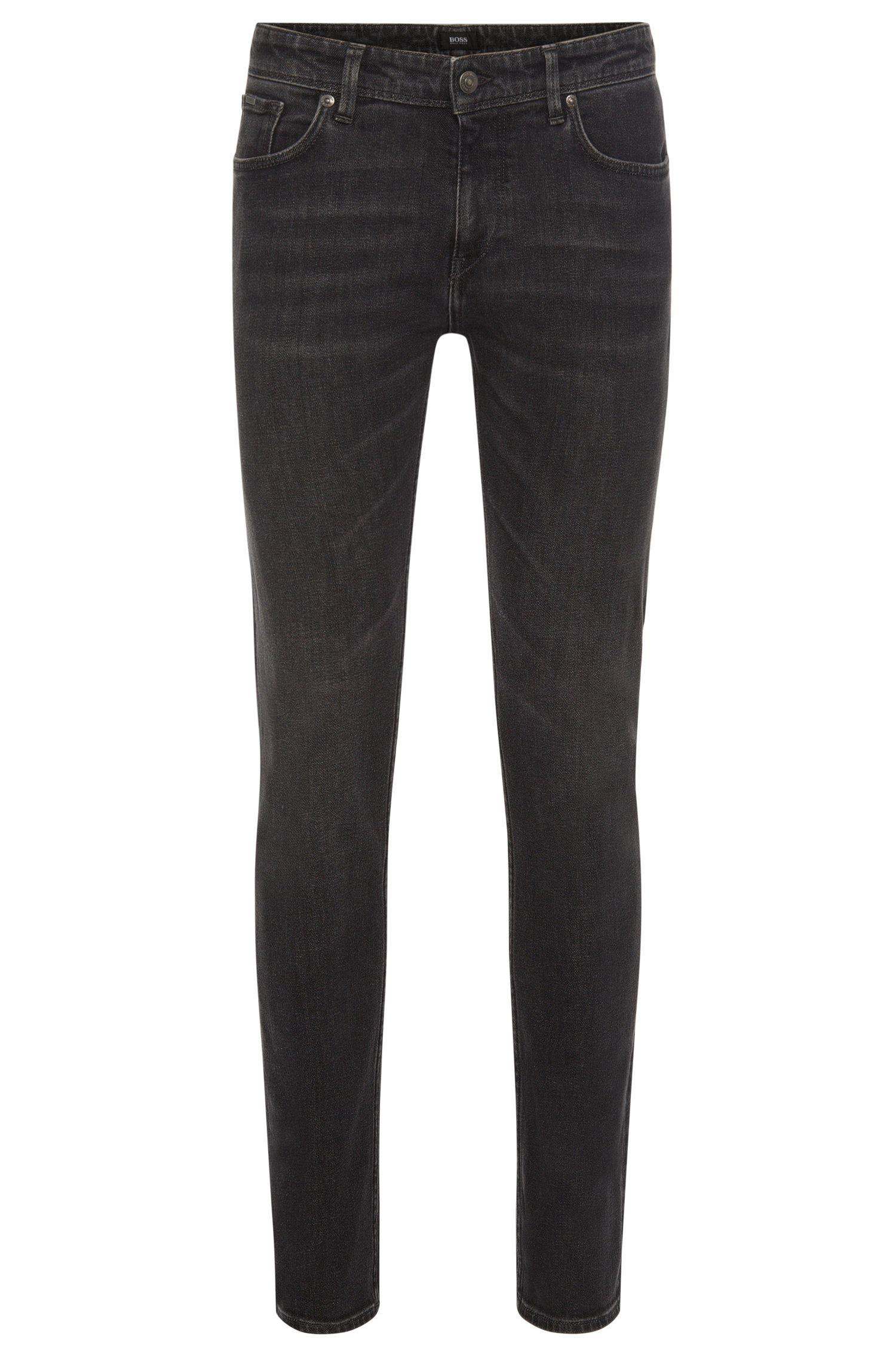 11.25 oz Stretch Cotton Jeans, Extra Slim Fit | Charleston
