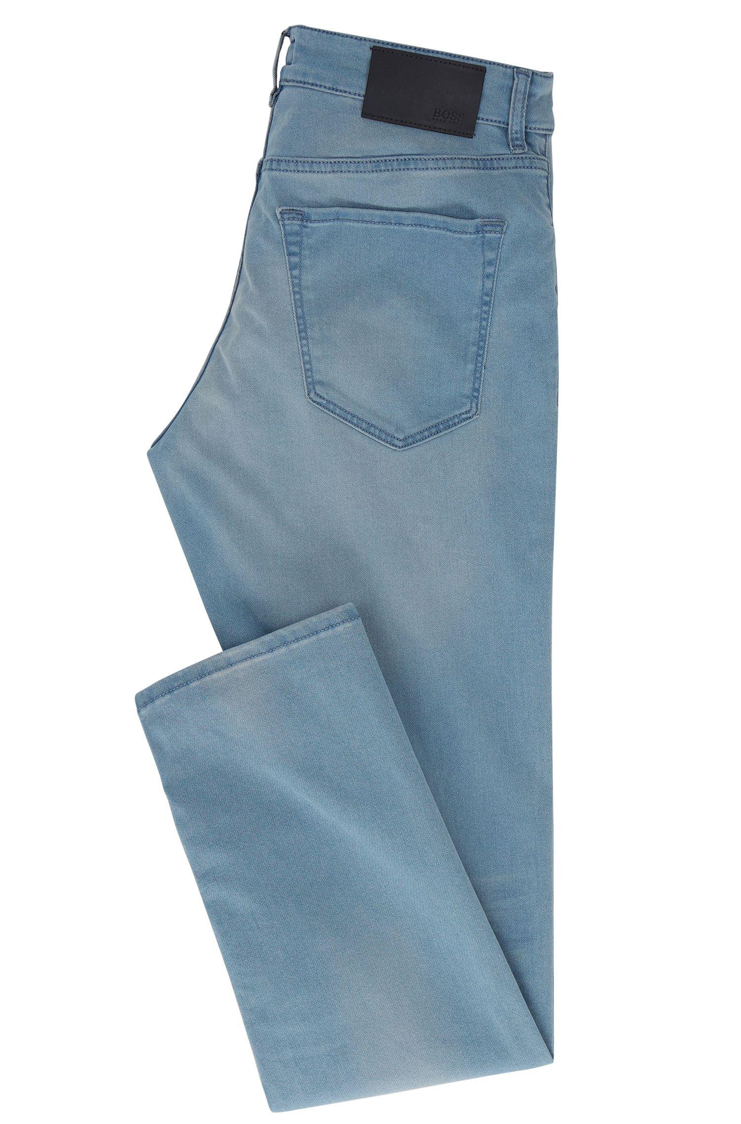 8 oz Cotton Blend Jeans, Regular Fit | Maine