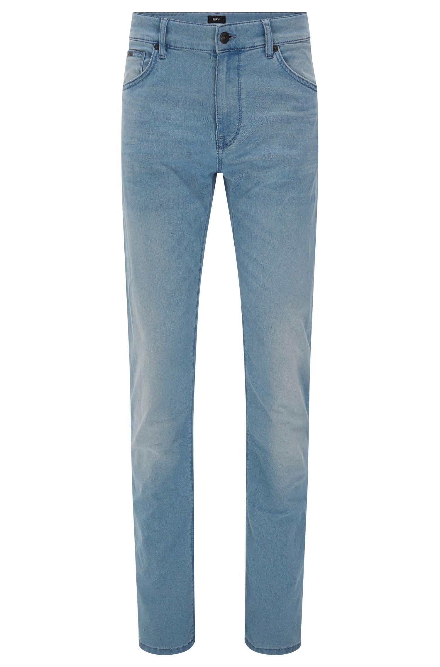 'Maine' | Regular Fit, 8 oz Cotton Blend Jeans
