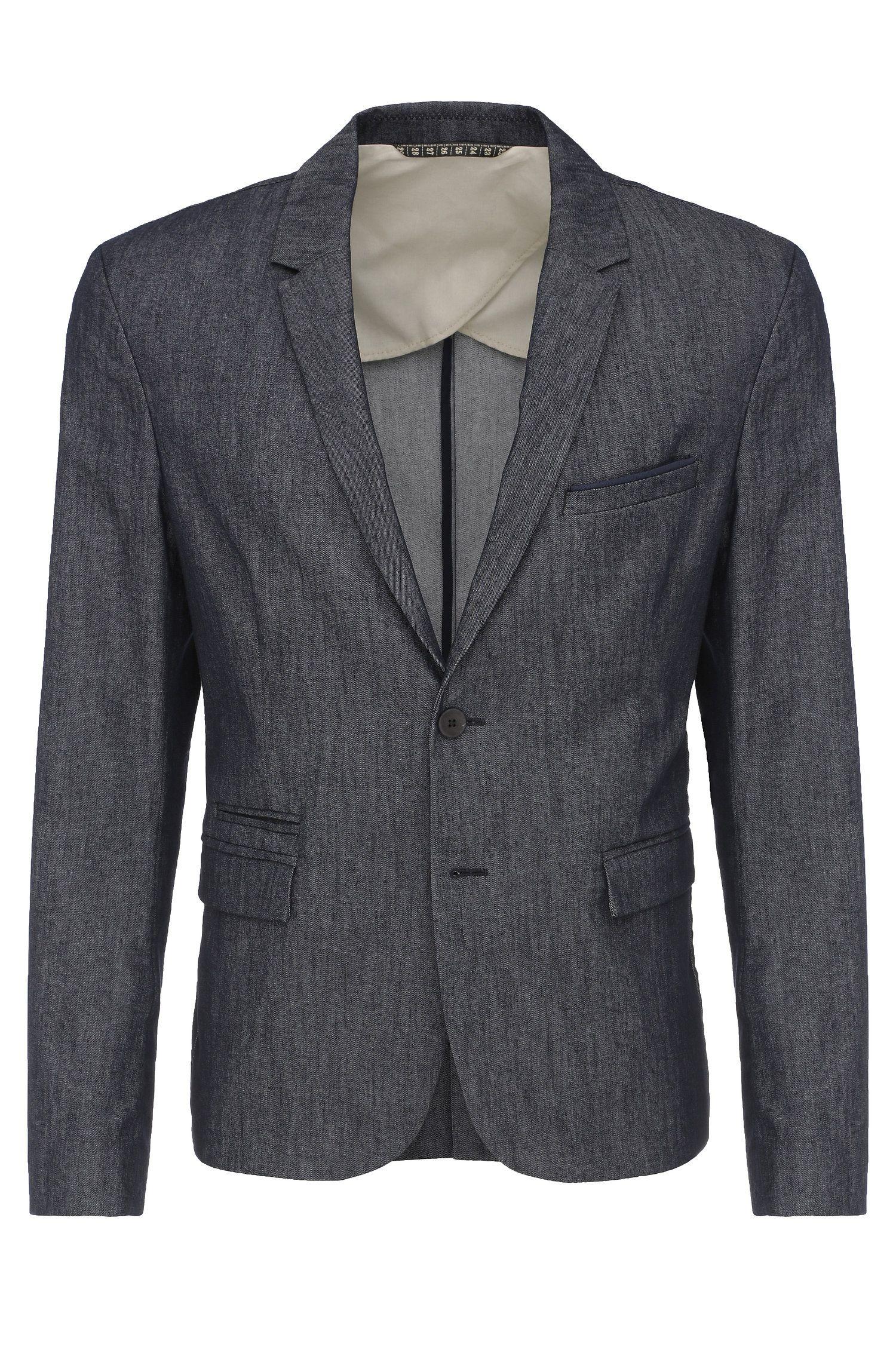 'Bait' | Slim Fit, Stretch Cotton Blend Sport Coat