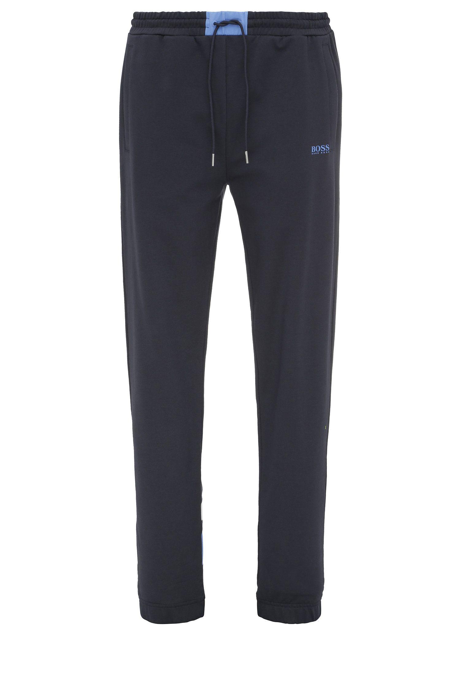 Stretch Cotton Sweat Pant | Halko