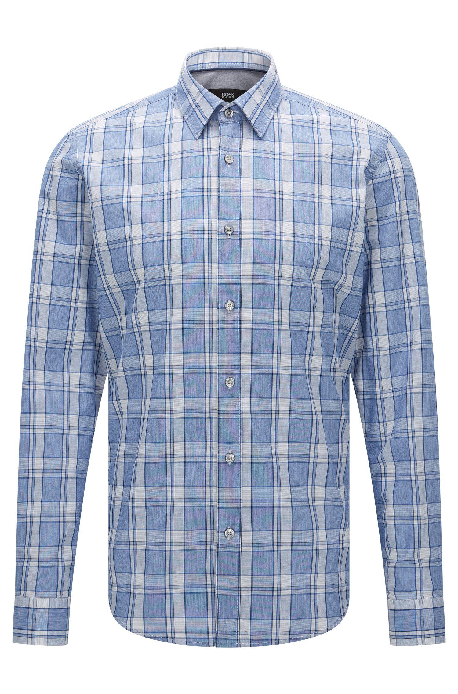 'Lukas'   Regular Fit, Cotton Button Down Shirt