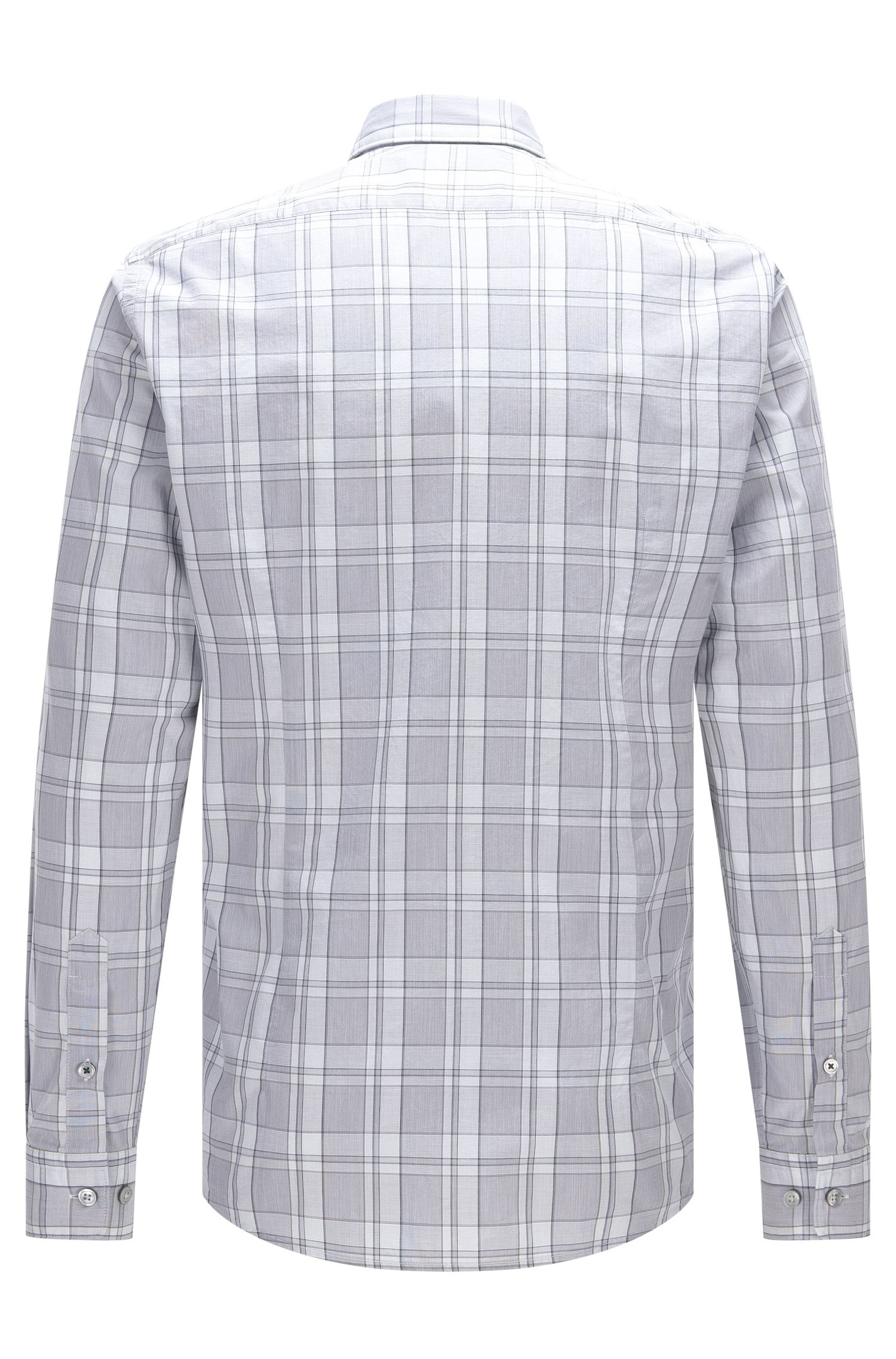 Cotton Button Down Shirt, Regular Fit | Lukas