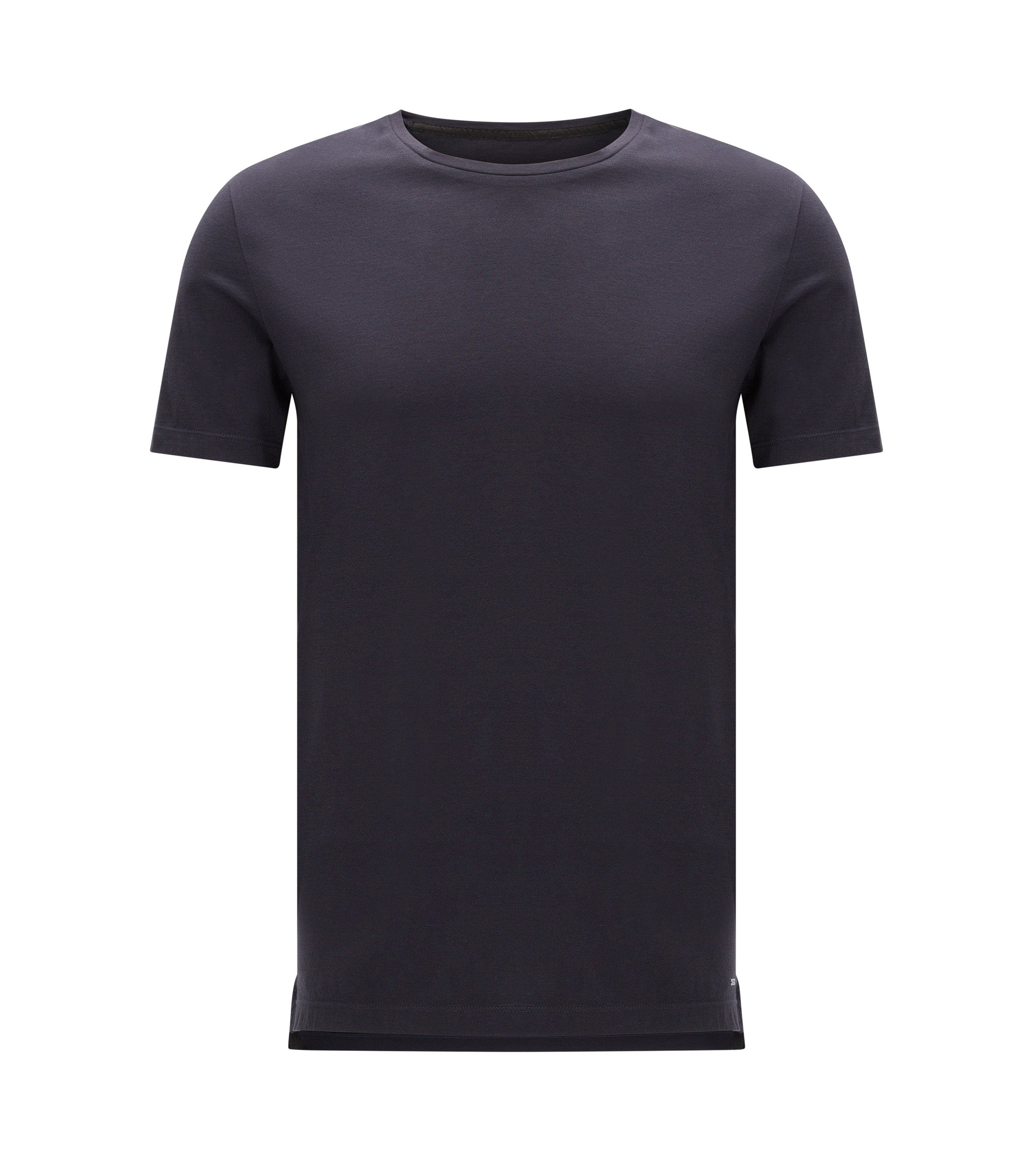 Cotton T-Shirt | Tessler WS, Dark Blue