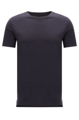 Cotton T-Shirt | Tessler WS, Dark Blue