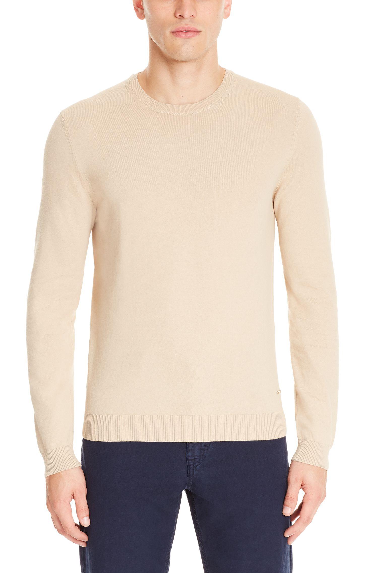 'Fabello O' | Cotton Sweater